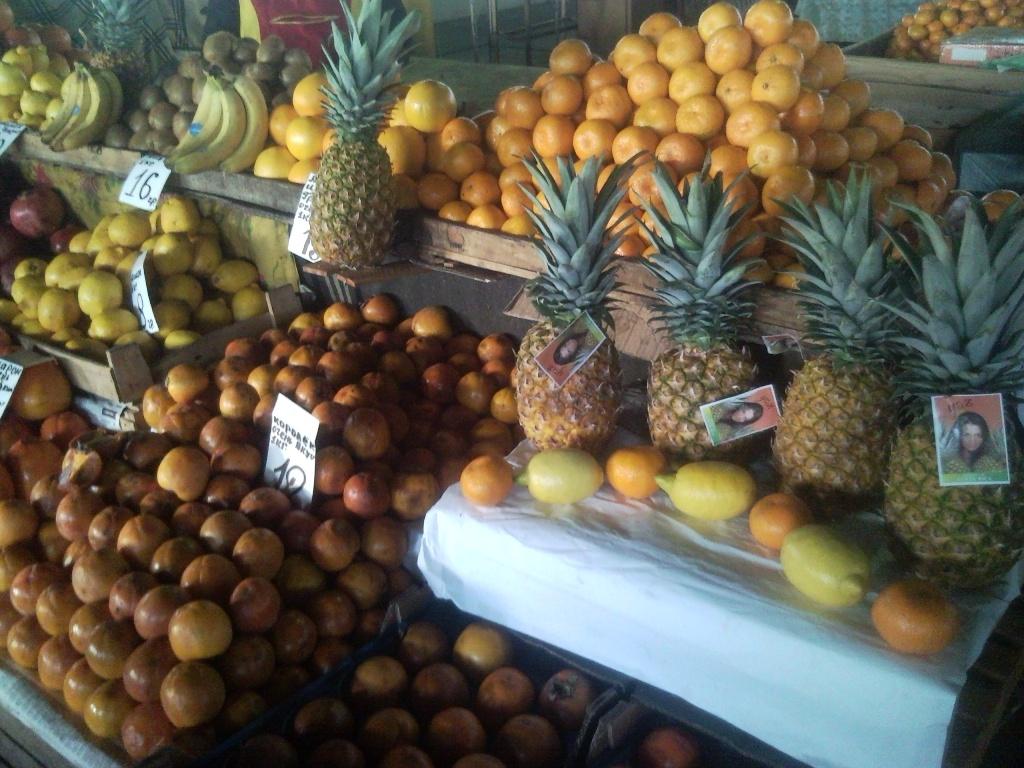 Выход из голодания, фрукты, Exit from fasting