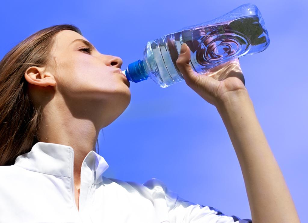 Вода после оргазма