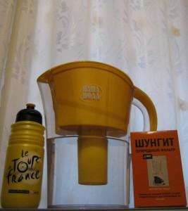 пить дистиллированную воду, камни для очистки воды, домашние методы очистки воды.