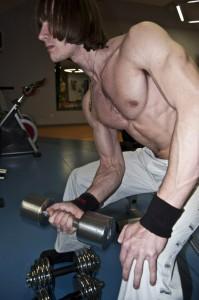один подход во время тренировки, Как быстро накачать мышцы, одиночный подход,