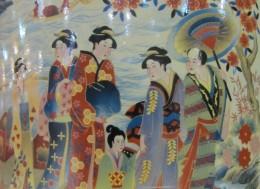 Как проводить хокку конкурсы, красивая Японская ваза