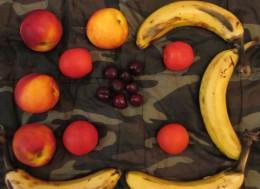 бананы, нектарины, черешня и помидоры, похудение и фрукты, занятия спортом и похудение, что надо есть чтобы похудеть.