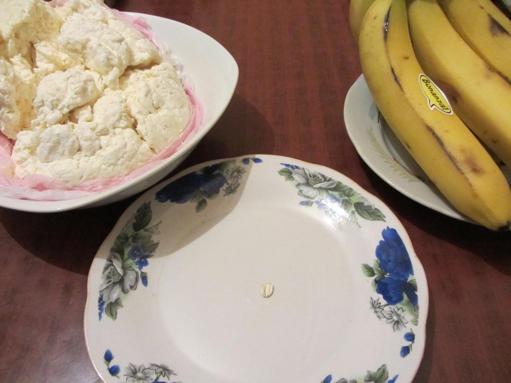 Есть или нет после тренировки, что лучше творог с бананами и пустая тарелка.
