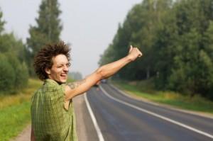Евгения Авраменко, как ездить автостопом безопасно, как безопасно ехать автостопом.