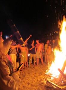 Ивана купала на пляже в Одессе, Языческие праздники в наше время.