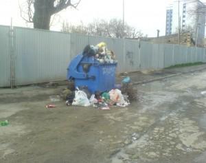 Проблемы Украинцев не только в их голове,но и на их улицах.