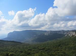 Поход в гор в крыму, Путешествие в горы в Украине, Горы летом в Украине.