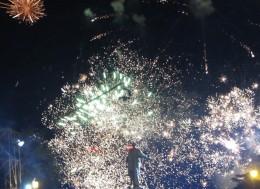 Концерт на день рождения одессы, Одессе 218 лет, Салют второго сентября в честь дня основания Одессы.