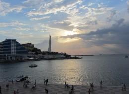 Самая красивая набережная в Крыму, поездка на Украину, Красивая Украина и Крым.
