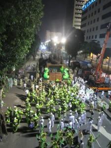 Опасность карнавала в Бразили