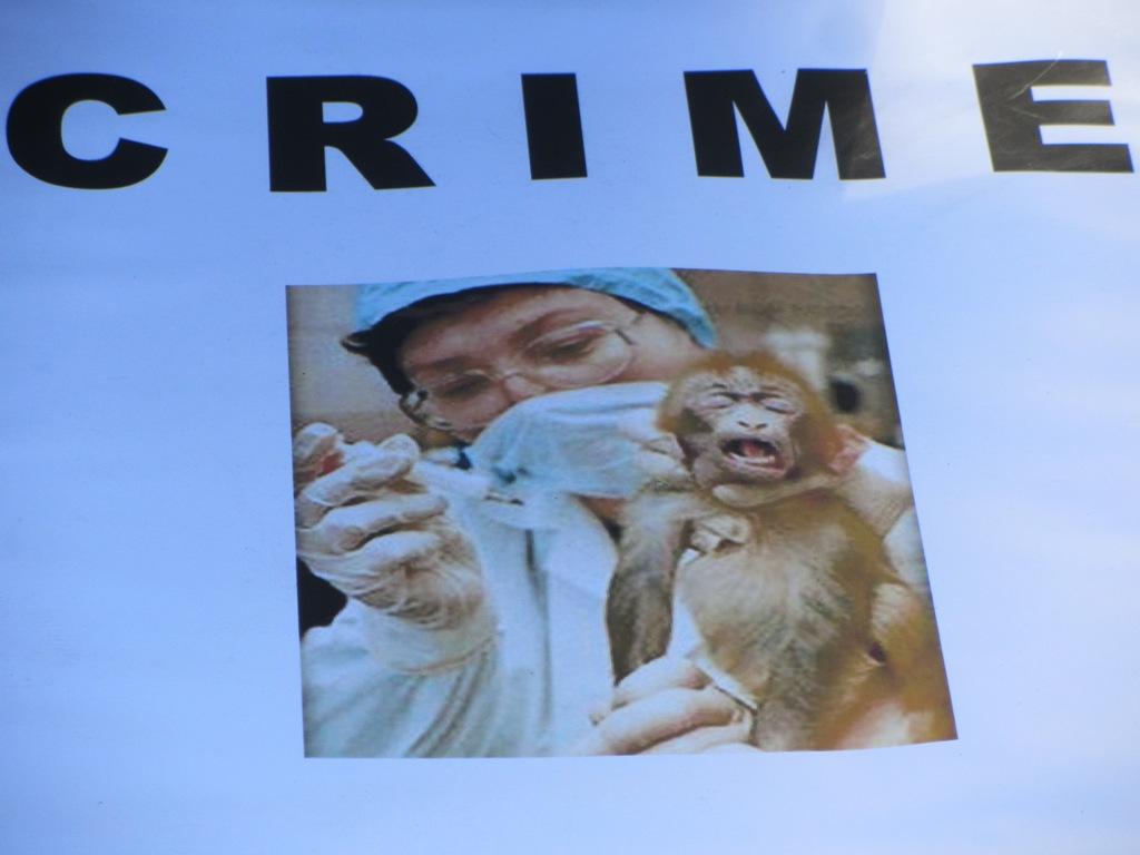 Наука добро или преступление, Зло или наука.