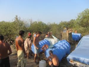 Бесплатная питьевая вода в Крыму