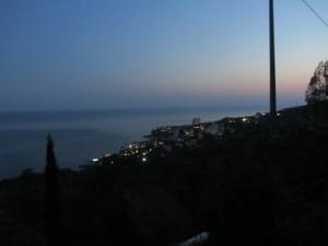 Ночьной форос для туристов, как добраться на Форос.