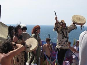 Ритуалы шаманов Байкала.