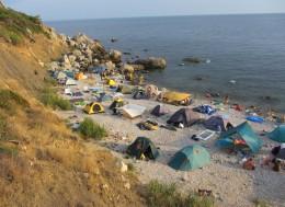Форос Крым отзывы, Форос палаточный городок, Форос без посредников фото.