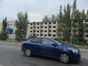 Центр города Джанкой.