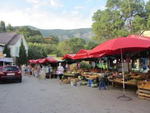 Цены на еду и продовольствие на Форосе.