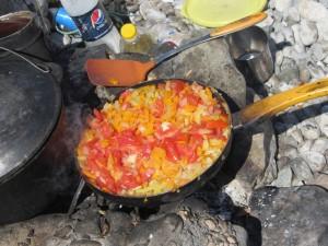 Готовим недорогую еду в Крыму.