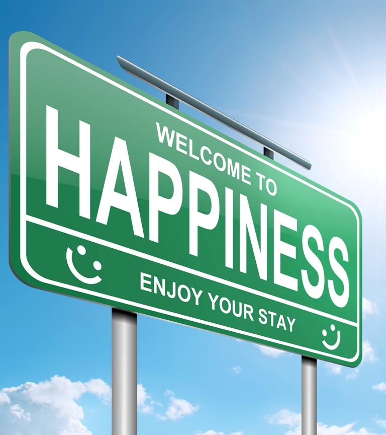 Счастье и хорошая работа, Зачем становиться счастливым.
