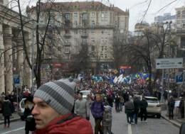 Международная политика Европы, Международные интересы и политика в Украине,