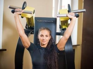 Базовая программа тренировок для девушек, Трехдневная программа тренировок для девушек.