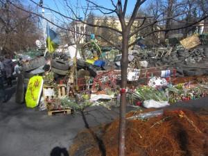 Barricades at Maidan photo (10)