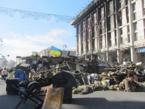 Barricades at Maidan photo (13)