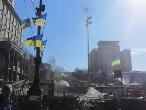 Barricades at Maidan photo (15)