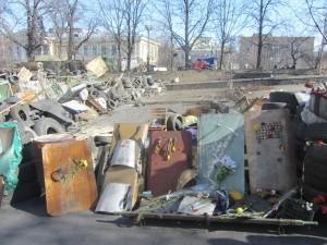 Barricades at Maidan photo (17)