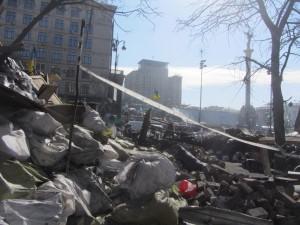 Barricades at Maidan photo (18)