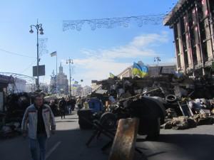 Barricades at Maidan photo (19)