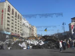 Barricades at Maidan photo (21)