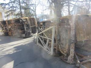 Barricades at Maidan photo (3)