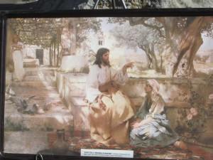 Изображения Христа на майдане