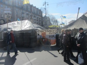 протесты против Путина на майдане фото