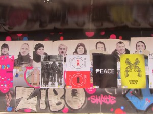 propaganda against Russia at the Independence Square in Kiev photo (6)