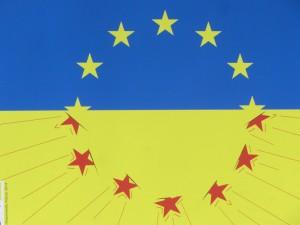 propaganda on Independence Square in Kiev photo (3)