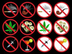 Самая плохая вредная привычка, Как избавиться от вредной привычки употреблять наркотики,