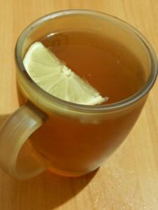Как правильно заварить чай, Вред чая с лимоном,
