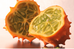 Horned melon or African cucumber