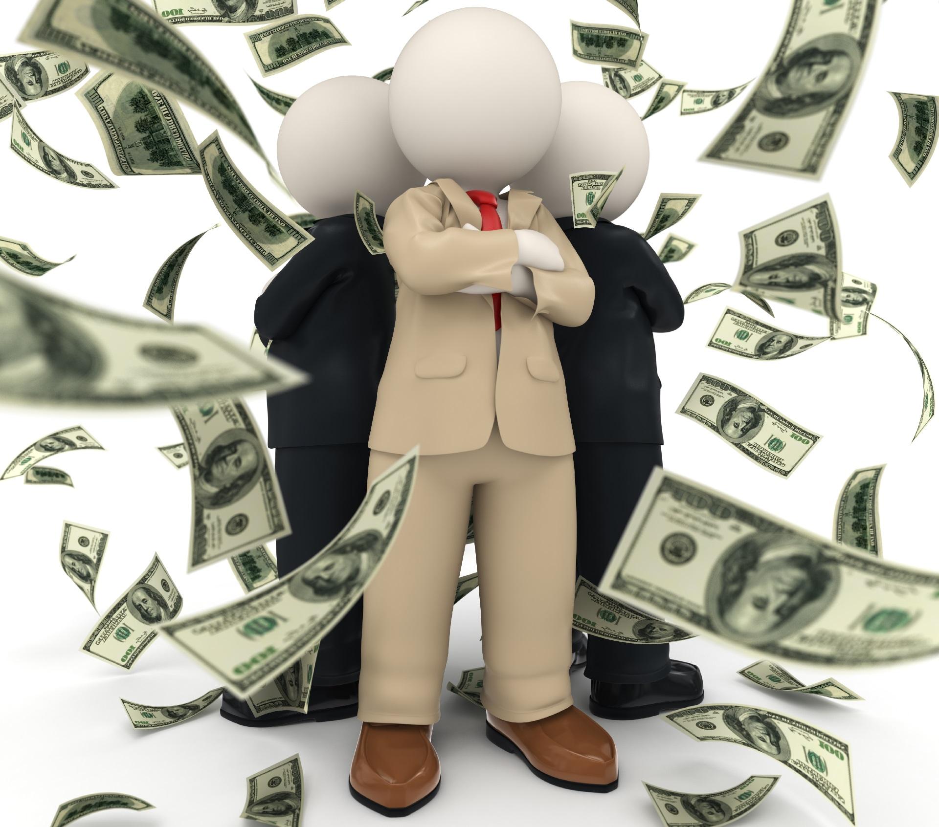 Научитесь превращать любое дело в деньги, Главное правило богатых людей,
