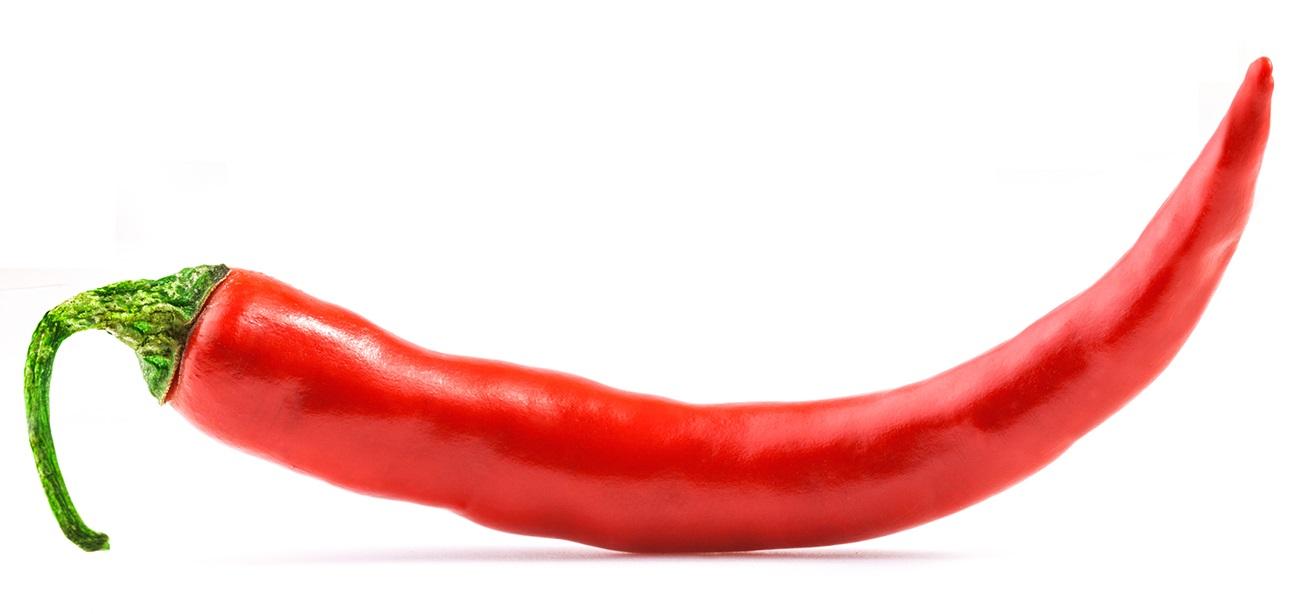 Использование красного жгучего перца в кулинарии,