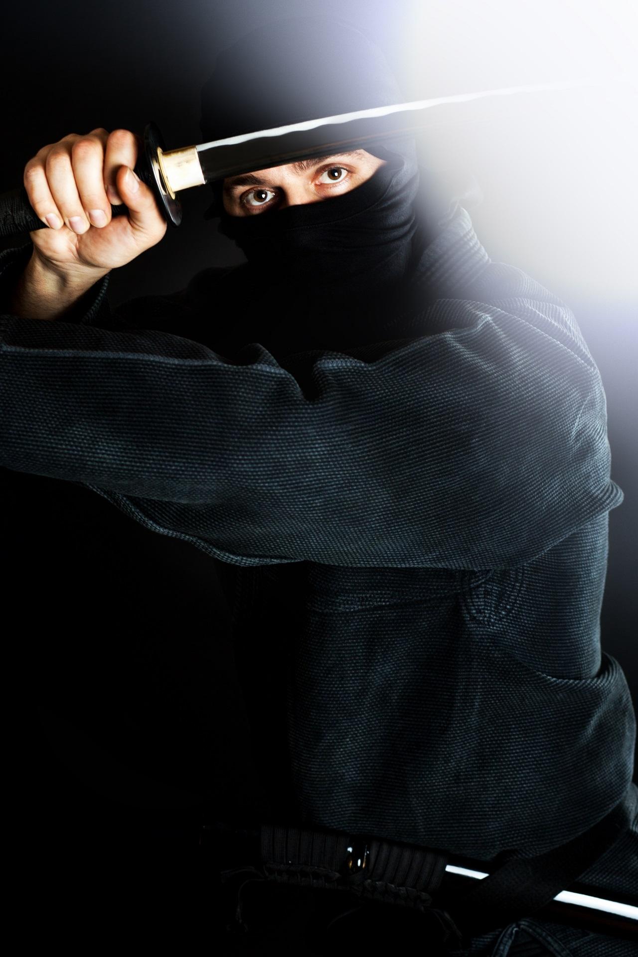 Ниндзя злые или добрые, Военная хитрость и оружие ниндзя, Как убивали своих жертв настоящие ниндзя, Потомственные и профессиональные ниндзя,