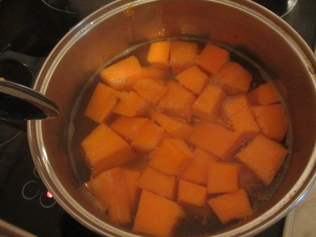 Как варить тыкву грудничку