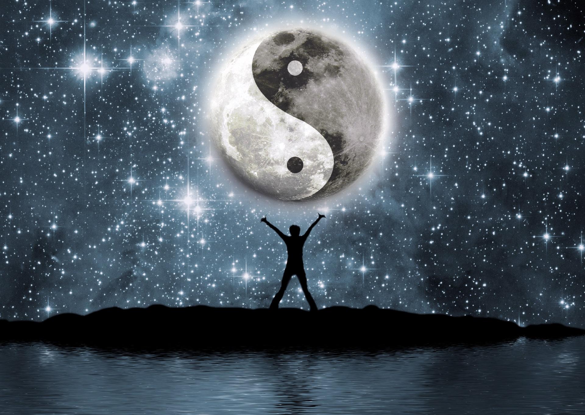Что означает символ Инь и Ян, Что такое черная магия,