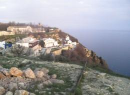 Севастополь свято георгиевский монастырь,