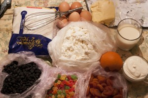 Как приготовить пасху на пасху, Kak prigotovit paskhu na paskhu