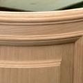 Выбор каркасной основы мебели, Выбор материала фасадов и каркаса, Выбор материала мебели, Особенности плёночного покрытия, Пластиковый фасад на МДФ