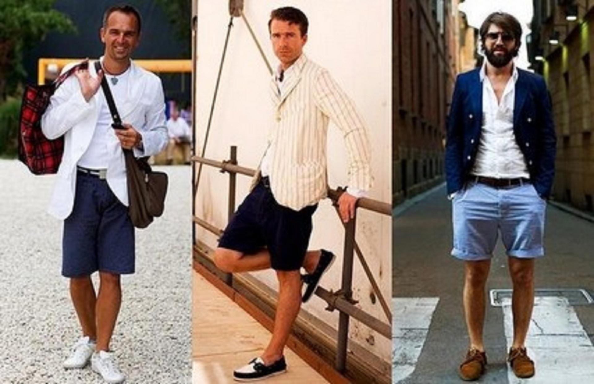Летняя мода для мужчин 15