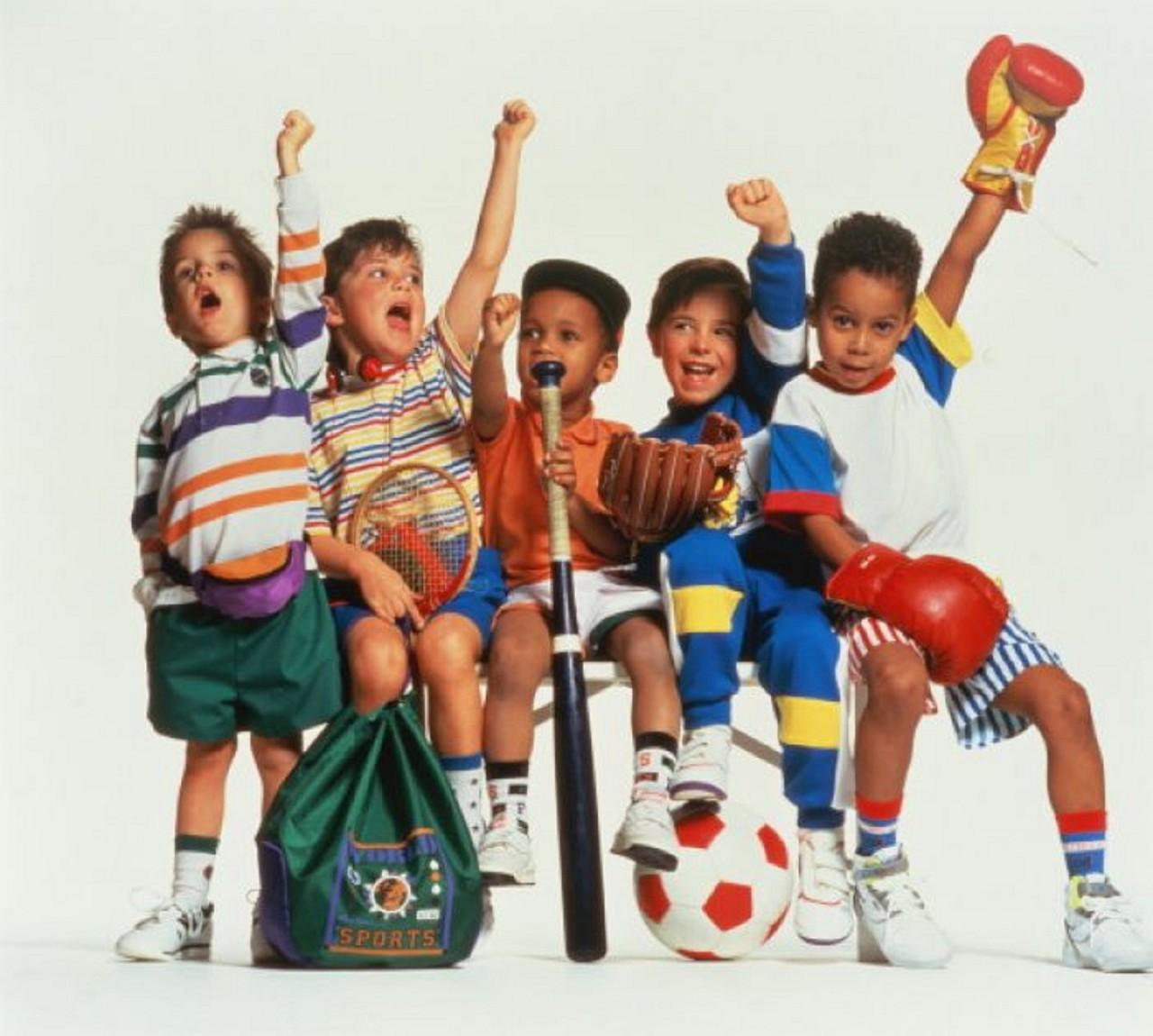 Спортивные секции 74